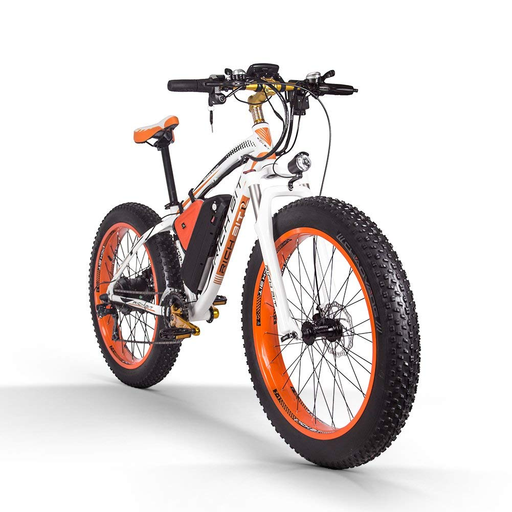 VTT electrique richbit top 012